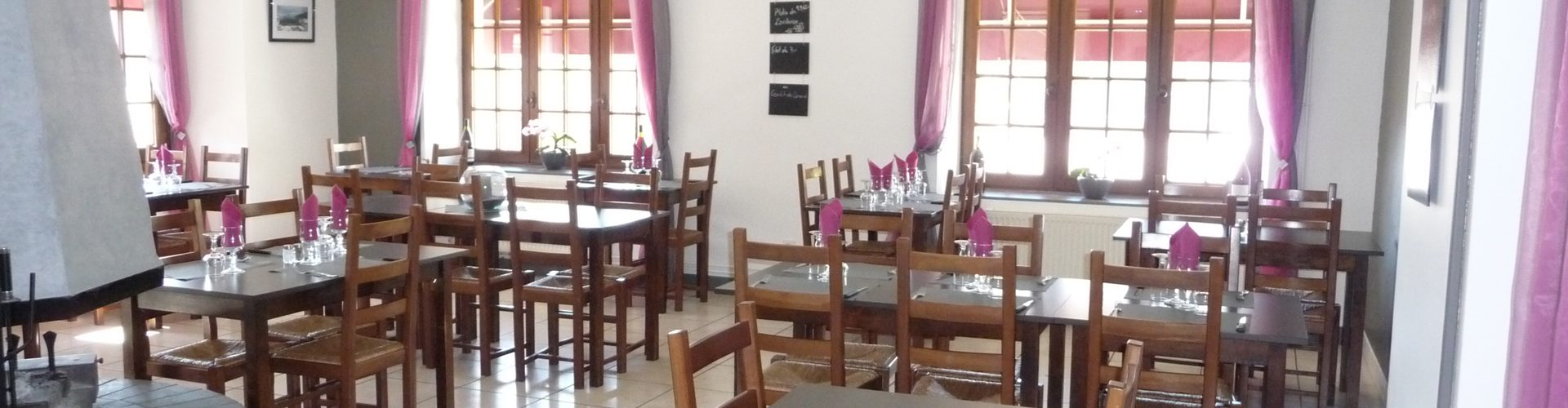 Restaurant Le Relais De La Tourelle - Salle
