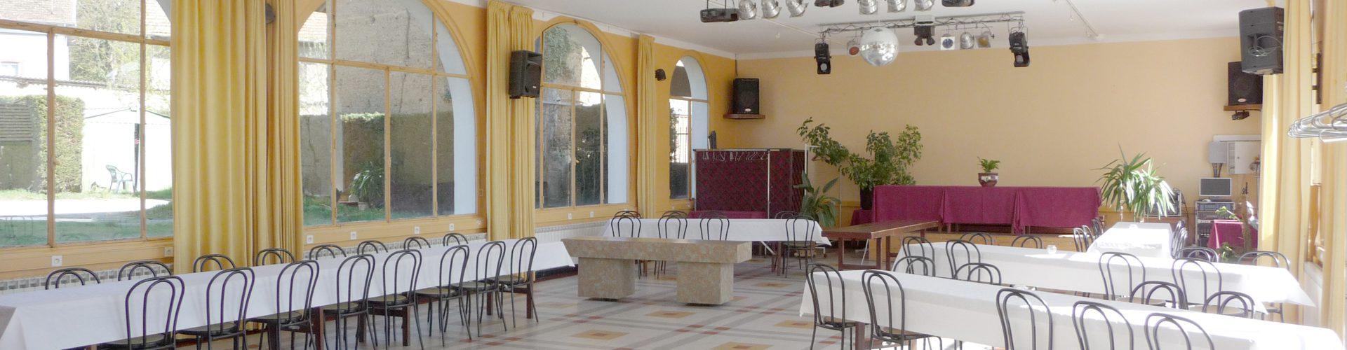 Restaurant Le Relais De La Tourelle - Salle Des Banquets