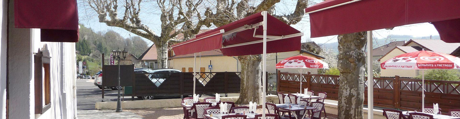 Le Relais De La Tourelle - Terrasse